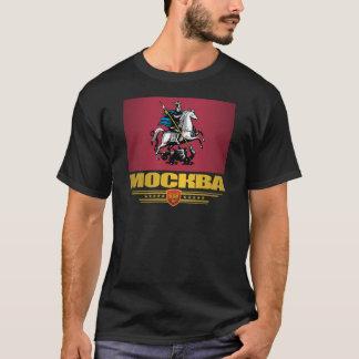 Mockba (モスクワ)の旗 tシャツ