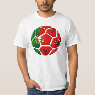 Moda Portuguesa - Fuetbol Chique Tシャツ
