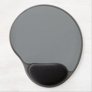 Modern Customizable Sleek Silver ジェルマウスパッド