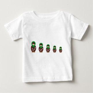 ModMatryoshka10 ベビーTシャツ
