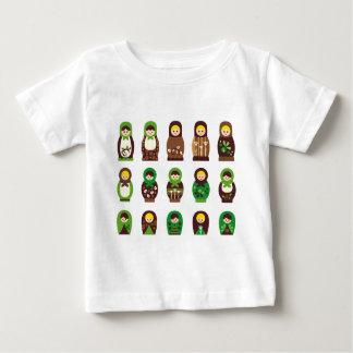 ModMatryoshka1 ベビーTシャツ