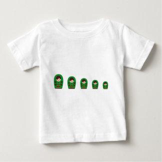 ModMatryoshka20 ベビーTシャツ