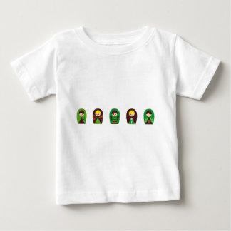 ModMatryoshka2 ベビーTシャツ