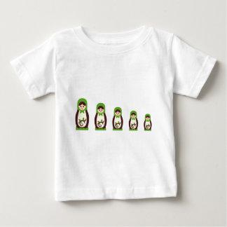 ModMatryoshka6 ベビーTシャツ