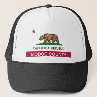 Modoc郡カリフォルニア キャップ