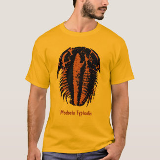 Modocia Typicalisの化石のtrilobite Tシャツ