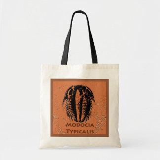 Modocia Typicalisの化石Trilobite トートバッグ