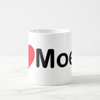 Moeのマグ コーヒーマグカップ