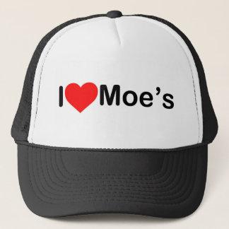 Moeの谷のトラック運転手の帽子 キャップ