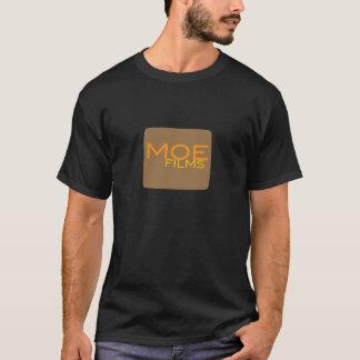 MOEはロゴのTシャツを撮影します Tシャツ