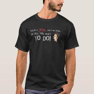 Moe Fwacky Tシャツ