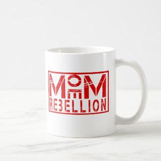 Moe Moeの暴動 コーヒーマグカップ