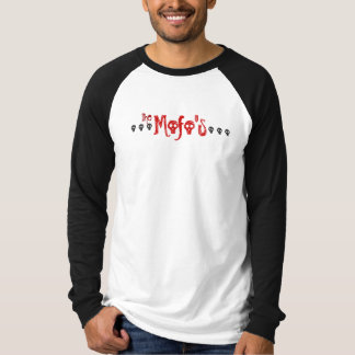 Mofoのスカルのロゴのワイシャツ Tシャツ
