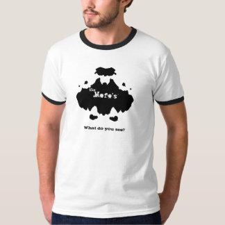 MofoのRorshackテストTシャツ Tシャツ