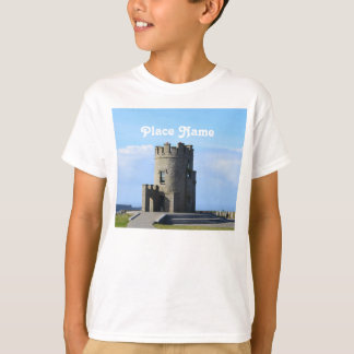 Moherの崖のO'Brienのタワー Tシャツ