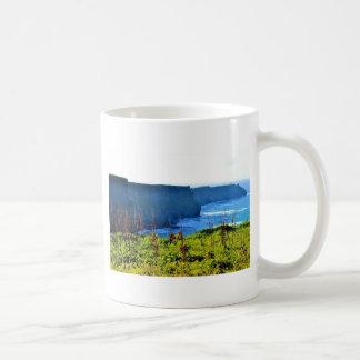 Moherの崖 コーヒーマグカップ
