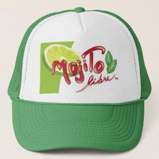 mojitoのlibreのトラック運転手の帽子 キャップ