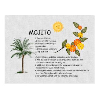 Mojito ポストカード