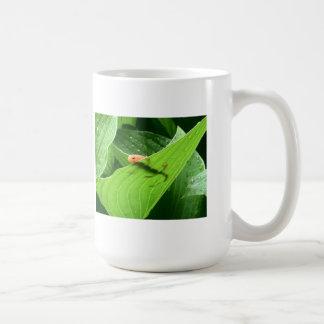 Mojoの少し赤いEft コーヒーマグカップ