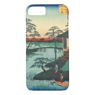 Mokuboの寺院1857年 iPhone 8/7ケース