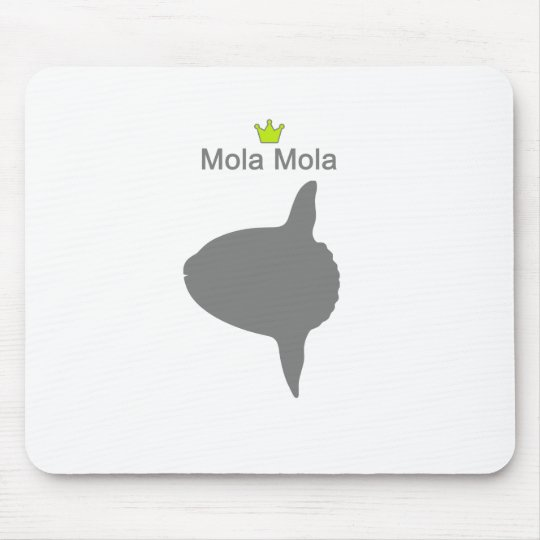 Mola Mola g5 マウスパッド