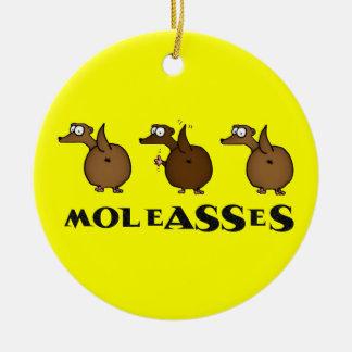 Moleassesのオーナメント セラミックオーナメント