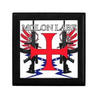 Molonのラベルの十字 ギフトボックス