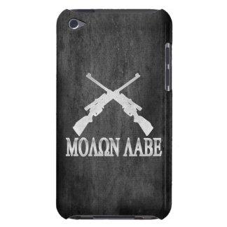 MolonのLabeによって交差させるライフルの第2修正 Case-Mate iPod Touch ケース