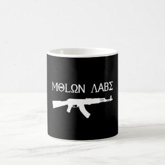 molonのlabe コーヒーマグカップ