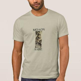 molonのlabe! tシャツ