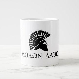 Molon Labeのコーヒー・マグ ジャンボコーヒーマグカップ