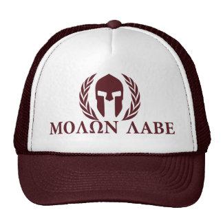 Molon Labeのスパルタ式のヘルメット 帽子