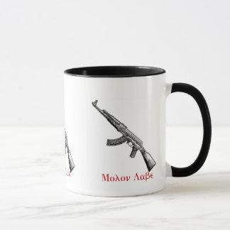Molon Labeのマグ マグカップ