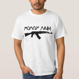 Molon Labeカラシニコフ自動小銃 Tシャツ