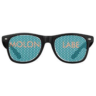 MOLON LABEガラス レトロサングラス