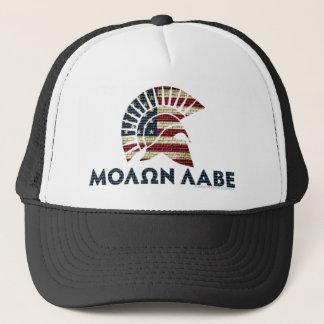 Molon Labe! キャップ