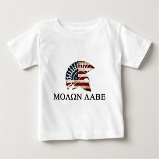 MOLON LABE ベビーTシャツ