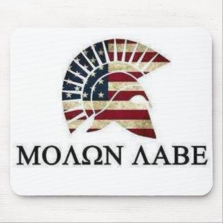 MOLON LABE マウスパッド