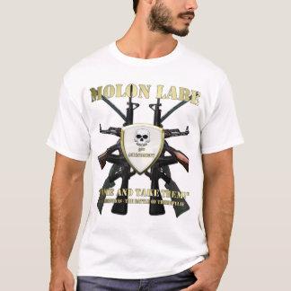 Molon Labe -第2修正 Tシャツ