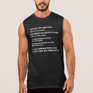 MOLON LABE 袖なしシャツ