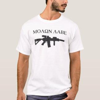 MOLON LABE II Tシャツ
