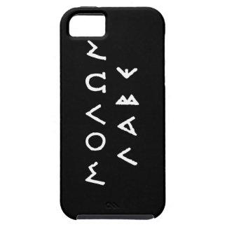 Molon Labe iPhone SE/5/5s ケース