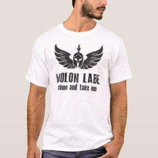 Molon Labe Tシャツ