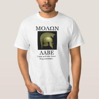 Molon Labe! Tシャツ