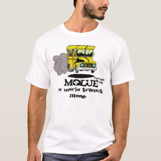 Molueの…開発途上国の運輸モード Tシャツ