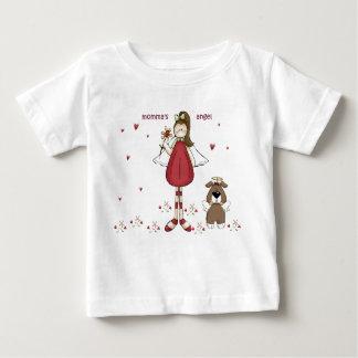 Mommaの天使 ベビーTシャツ
