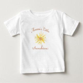 Mommieの少し日光 ベビーTシャツ