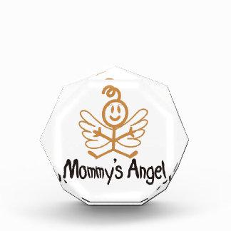 Mommysの天使 表彰盾