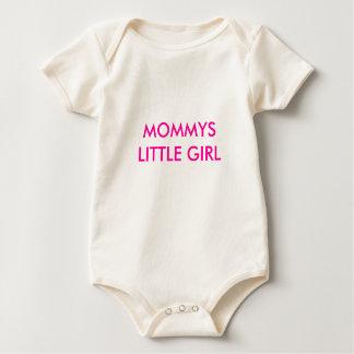 MOMMYSの小さな女の子 ベビーボディスーツ