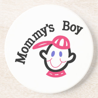Mommysの男の子 コースター